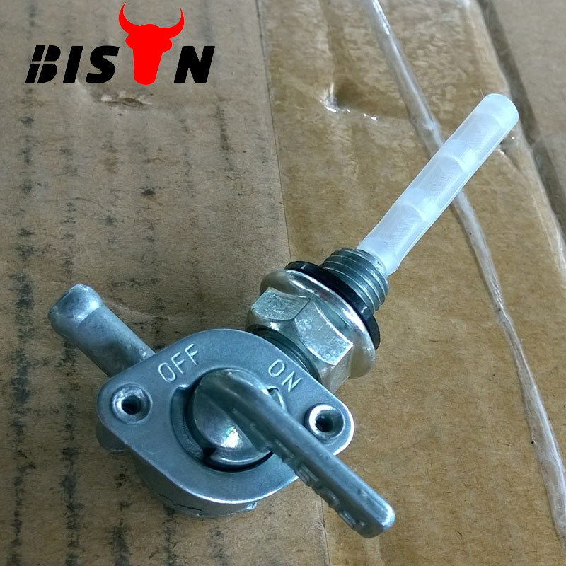 BISON(CHINA)In Stock Generator Parts Petrol Fuel Control Valve For 2Kw Generator