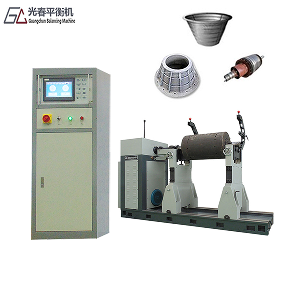 Best Price Electric Turbocharger Dynamic Balancing Machine