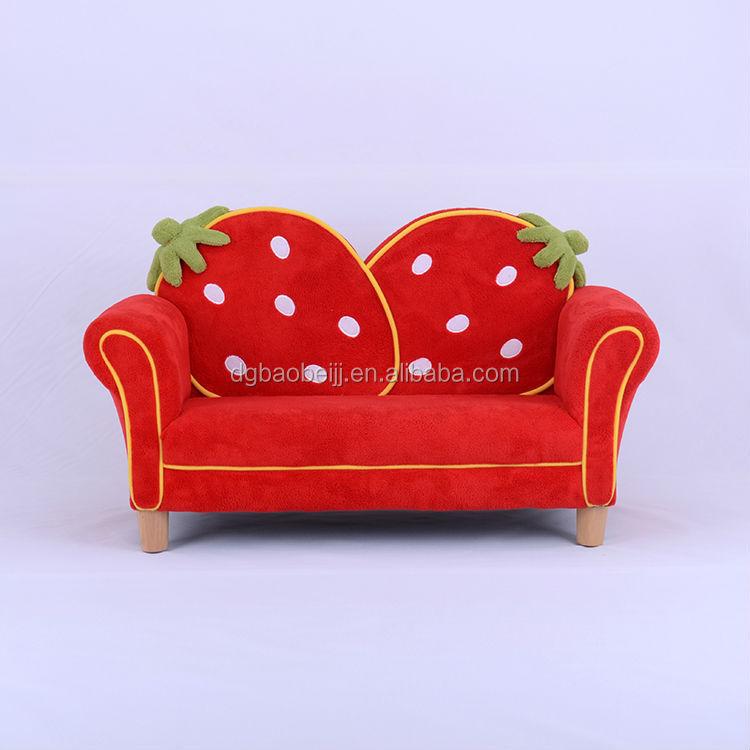 2014 vendita calda divano fragola sof dei bambini id - Divanetto bambini ...
