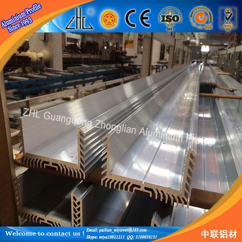Alibaba China Supplier Aluminium Amplifier Heat Sink / Aluminum ...