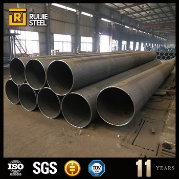 Api Spec 5l Lsaw Steel Pipe,Erw Black Pipes,En10210 Steel Pipe ...
