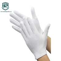 Anti-static gloves of suitable for installation of computer memory and other IT components
