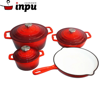 Kitchen Queen Europe Hot Cookware Set