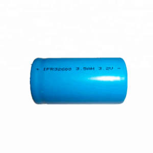 High quality LiFePO4 battery IFR32600 3500mAh 3.2V power 11.2Wh Discharge current 3-5C