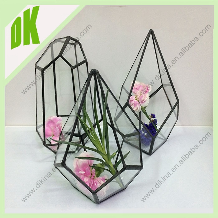 High Quality Water Glass Globe Spring Lamb Easter Terrarium Kit