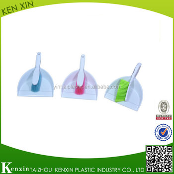 Taizhou Factory low price Plastic cleaning broom dustpan set household table brush  sc 1 st  Alibaba & Taizhou Factory Low Price Plastic Cleaning Broom Dustpan Set ...