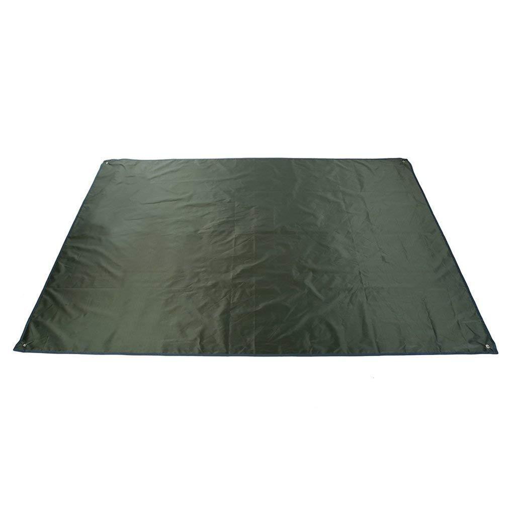 Jiobapiongxin OUTAD Waterproof Camping Tarp Picnics Mat Blanket Tent Footprint Sunshade