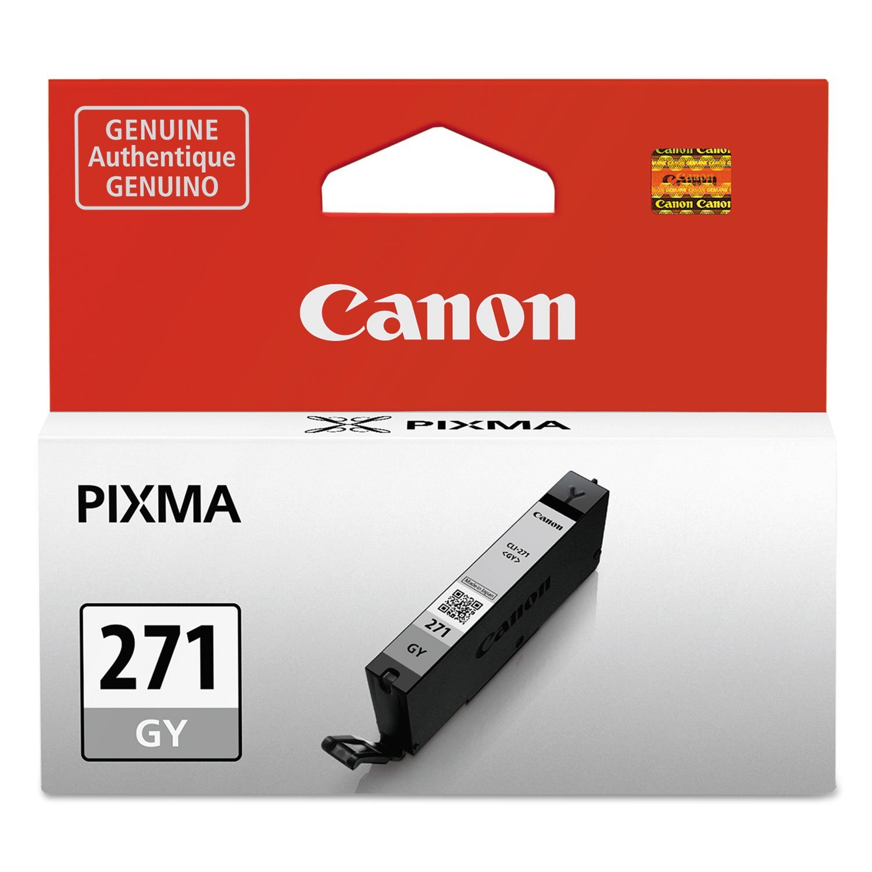 Canon 0394C001 CLI-271GY - Gray - original - ink tank - for PIXMA MG6820, MG7720
