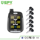 universal digital super big lcd display wireless external car tpms heavy truck tpms