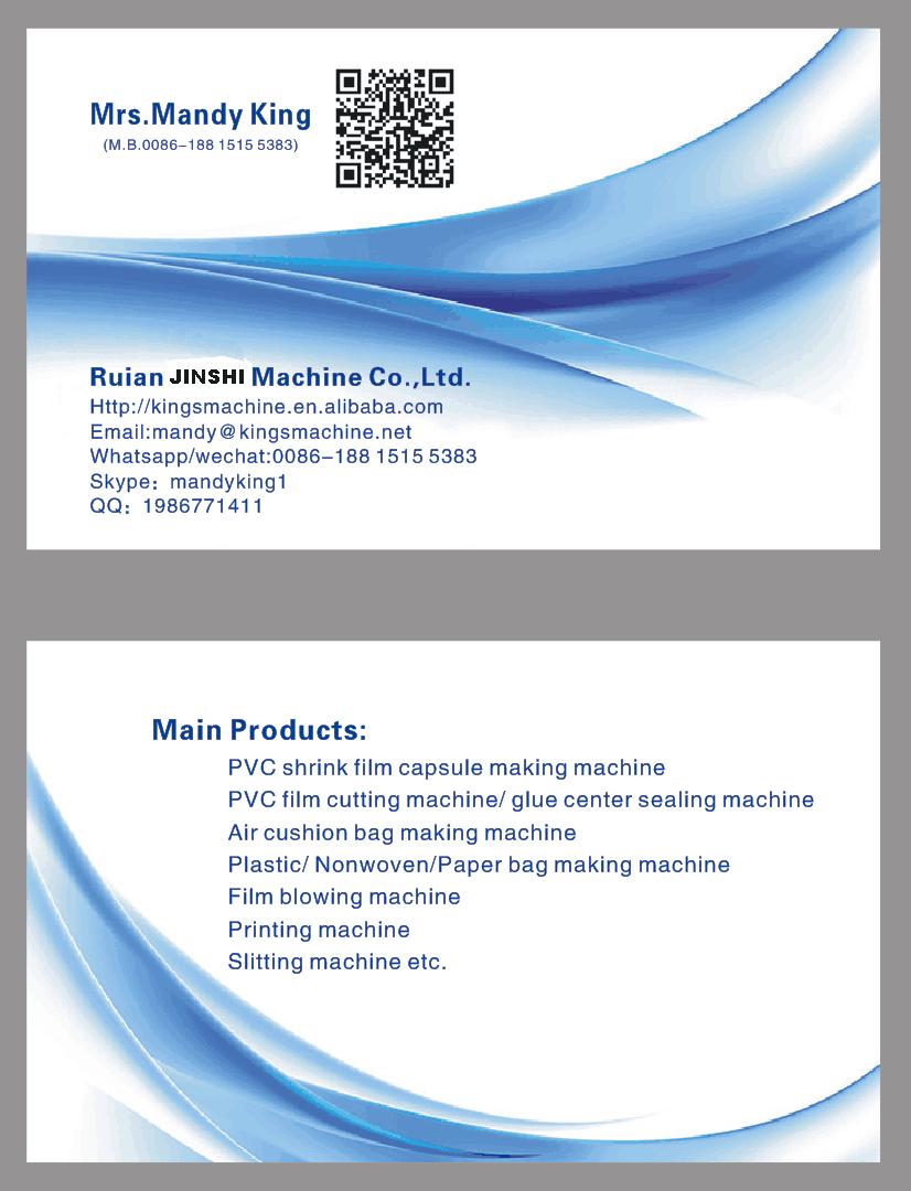 HDPE LDPE 生分解性布パッチキャリーポリエチレン製ごみ Tシャツショッピングビニール袋製造機の価格