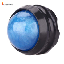 52mm Frio Rolo de Massagem Massagem Bola Bola PP Base de Gelo