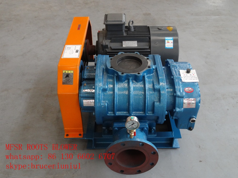 Roots Blower Air Cleaners : Industrial air blower buy sewage treatment blowers