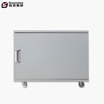 One Door Mobile Filing Cabinet For Printer Copier Cabinet
