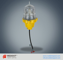 OL10 LED Low intensity Single Aviation Obstruction Light for telco towers