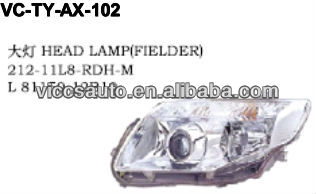Head Lamp For Toyota Axio/Fielder 06