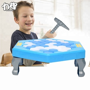Hot selling Intelligent Board Penguin Trap Game Kids Toy