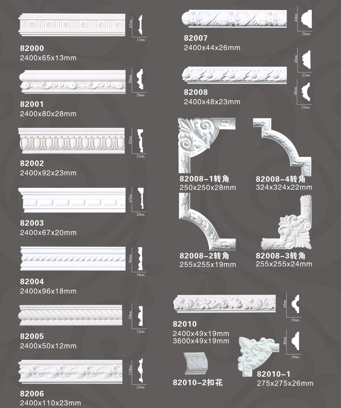 विंडोज के लिए अच्छी गुणवत्ता नई न्यूयॉर्क कंगनी शैलियों कंगनी सामग्री पॉप छत कंगनी डिजाइन