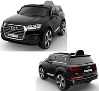 2016 New Licensed Ride on Car 12V Kids Electric Car Audi Q7 toy for kids to driving