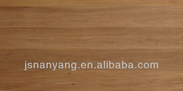 natural oiled dark oak veneer engineered wood floor