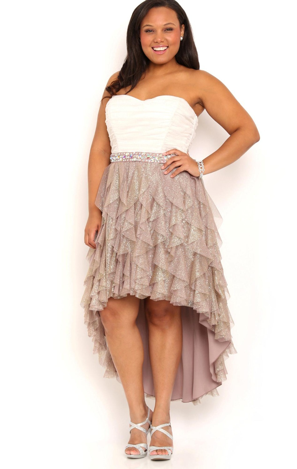 Junior plus size dresses for special occasions