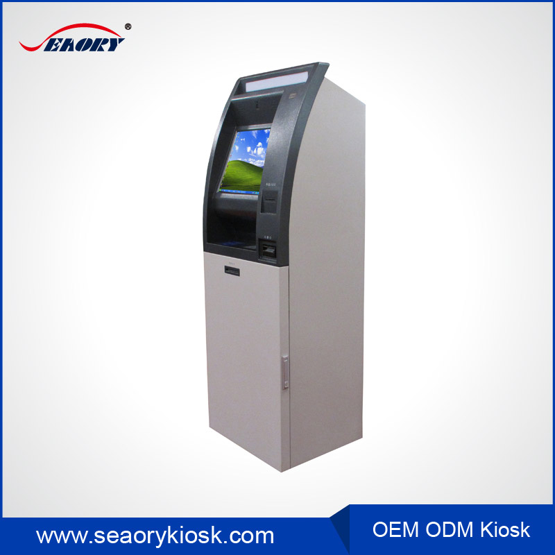 self service car wash equipment payment rfid payment terminal kiosk
