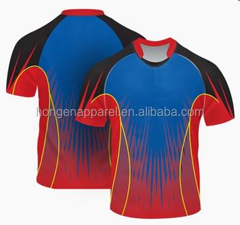 Hongen Sports Spider Man Colour Deisgn Rugby Wear