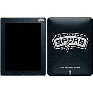 NBA San Antonio Spurs iPad Skin - San Antonio Spurs Primary Logo Vinyl Decal Skin For Your iPad