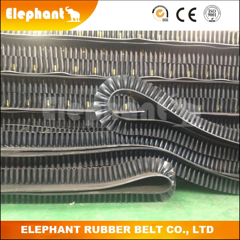 Flap Conveyor Rubber Belt