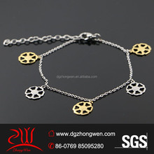 gps twisted sister bangle bracelet