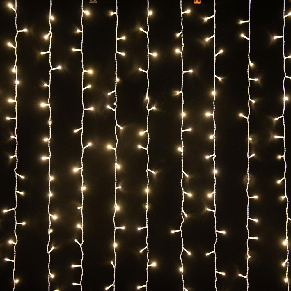 300 600 Led String Fairy Curtain Lights