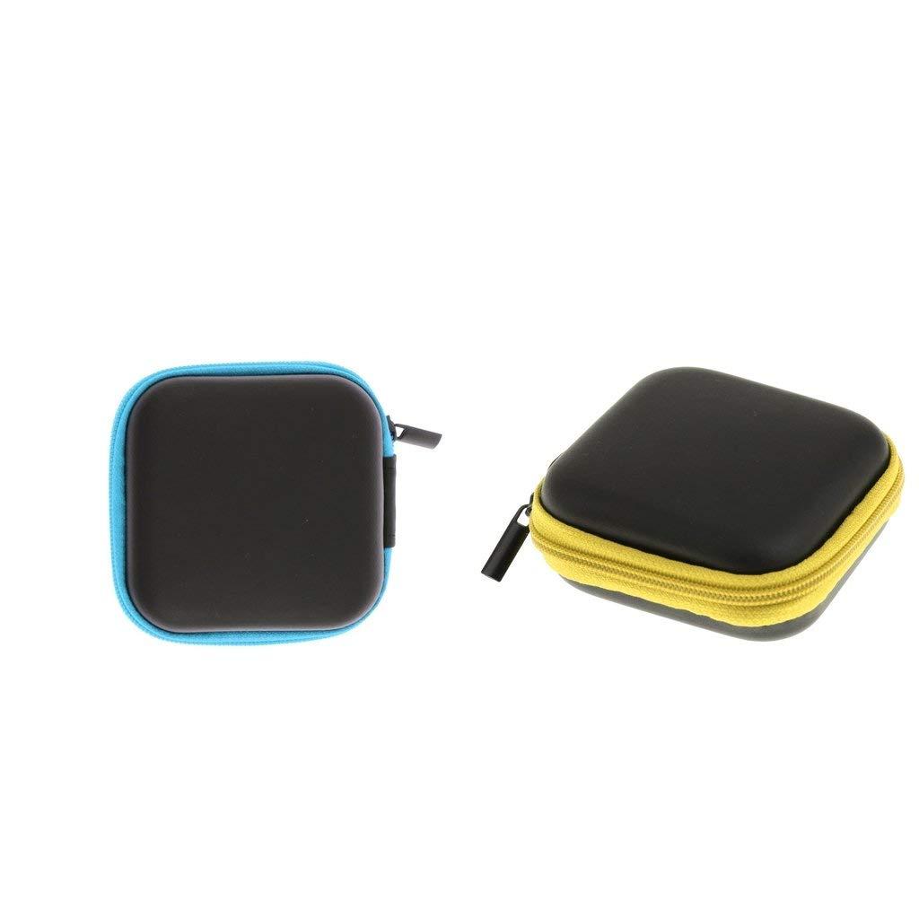 Waterproof Carrying Hard Case Box Headset Earphone Top Storage Bag Pouch Ea H0J9
