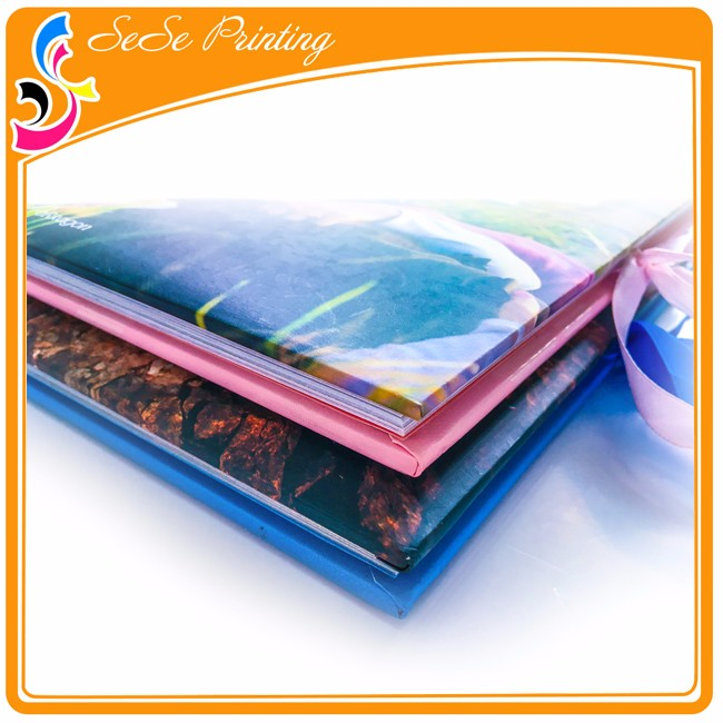 Beautiful Hardcover Book : Custom beautiful design hardcover photo book photobook