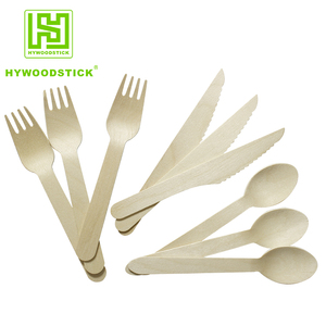 Kinds Of Bulk Eco Friendly Long Wooden German Christmas Flatware