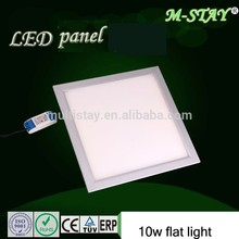 12 watt led round panel light with ce certificate surface mounted led panel light