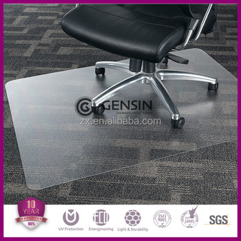 15mm frosted office chair matfloor mat - Office Chair Mat