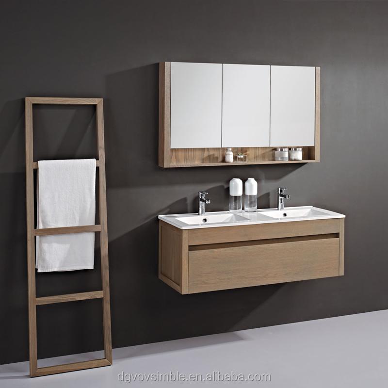 Simble Professional Factory Corner Bathroom Sink Cabinet