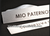 100% Polyester satin garment care label for clothing