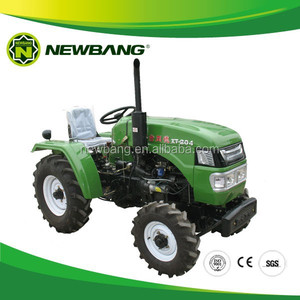 Professional Manufacturer for XT204 mini farming Tractor 20HP 4WD