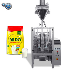 Automatic Pouch Packing Machine For Nido Milk Powder