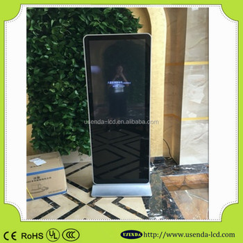 42'' Infrared Touch Screen Interactive Digital Signage,Floor Stand ...