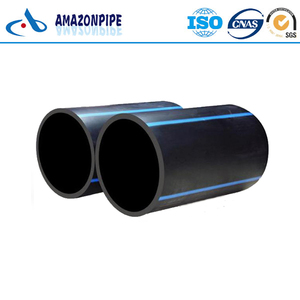 Light weight polyethylene pipe water flow tube irrigation pipe PN4