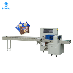 Manual small chocolate candy cookie lollipop food wrapping machine