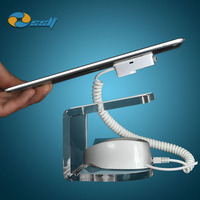 Tablet pc security protection products/holder/stand/alarmer for advertising displaying