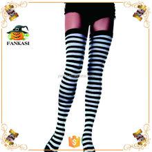 Wholesale Popular Halloween Thigh High Socks for Sale