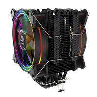 ALSEYE H120D heatsink tower CPU COOLER with fan for gaming PC