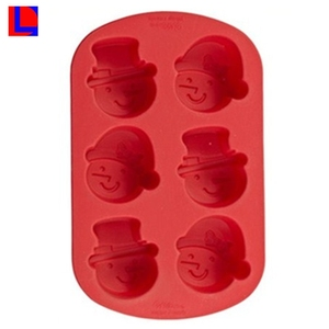 custom kitchenware silicone mold part
