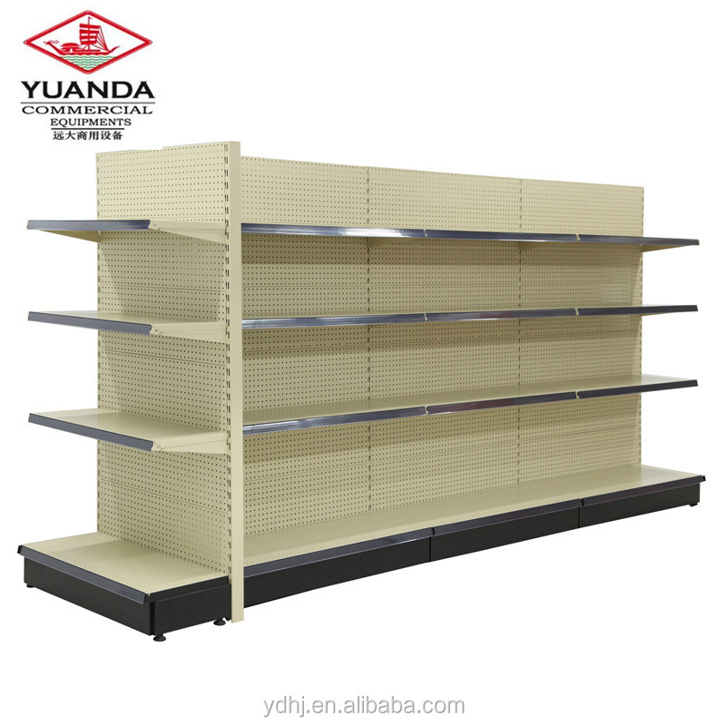 2016 Top Quality Competitive Price Supermarket Rack/ Gondola Shelving/Grocery Shelves