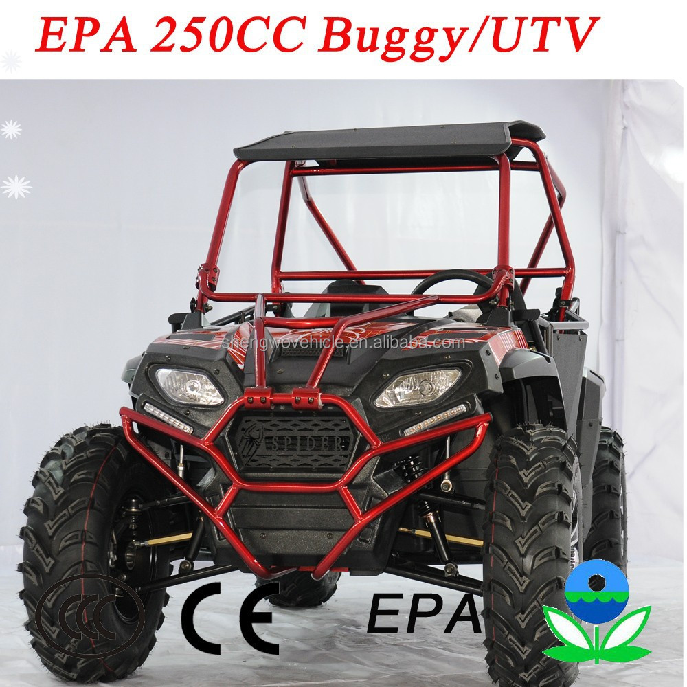 Made in china hot selling EPA approved utv 4 seater