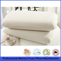 Soft Conforming High Density Visco Elastic Memory Foam Traditional Pillow
