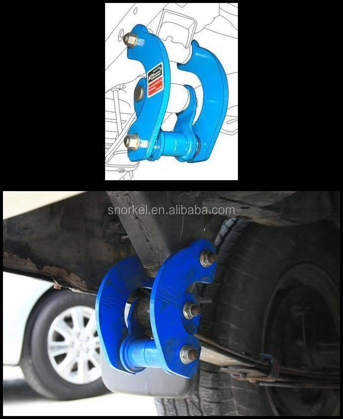 2008 Mazda B Series Regular Cab Suspension: Navara 2 Inch Pickup Truck Suspension Lift Kits 4x4